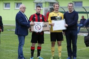 ŠK Báhoň finalista pohára BFZ