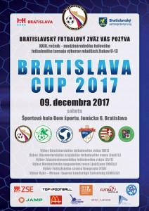 BA cup 2017 plagat