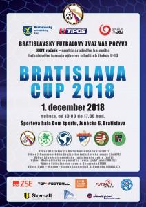 BA cup 2018 plagat