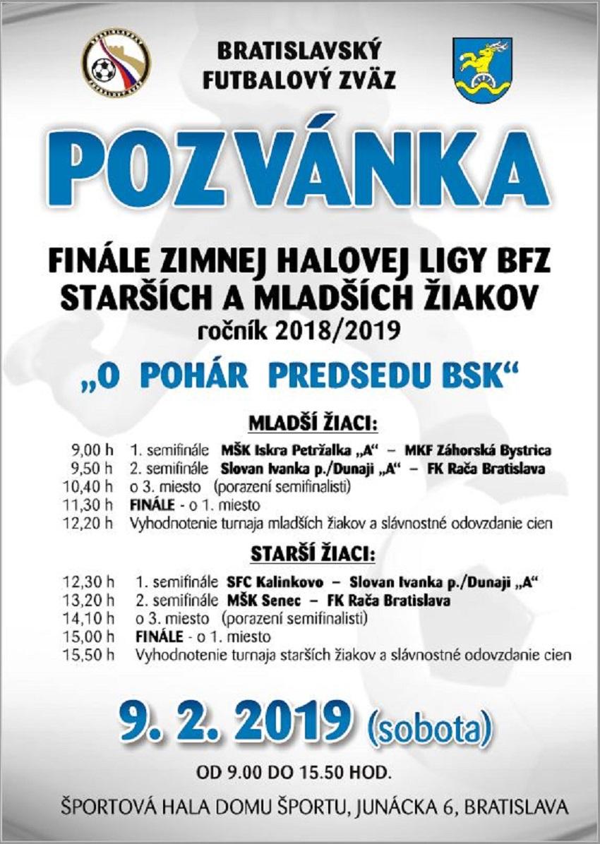 Finále ZHL BFZ