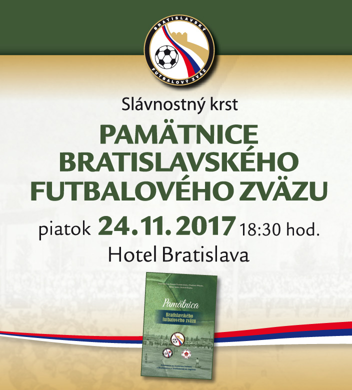 649c6c32c5df7 Oznamy a pozvánky | Bratislavský Futbalový Zväz | Page 9