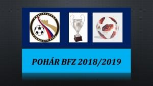 Pohár BFZ 20182019