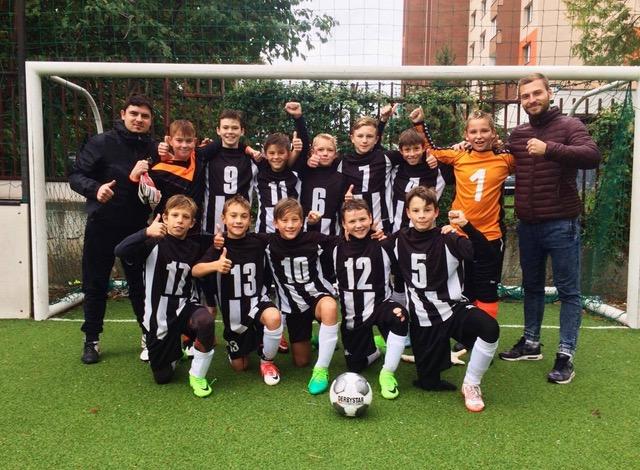 Postupujúce družstvo FC Petržalka