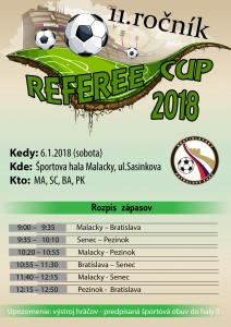 Referee cup 2018
