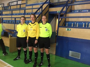 Rozhodkyne Referee cup 2018