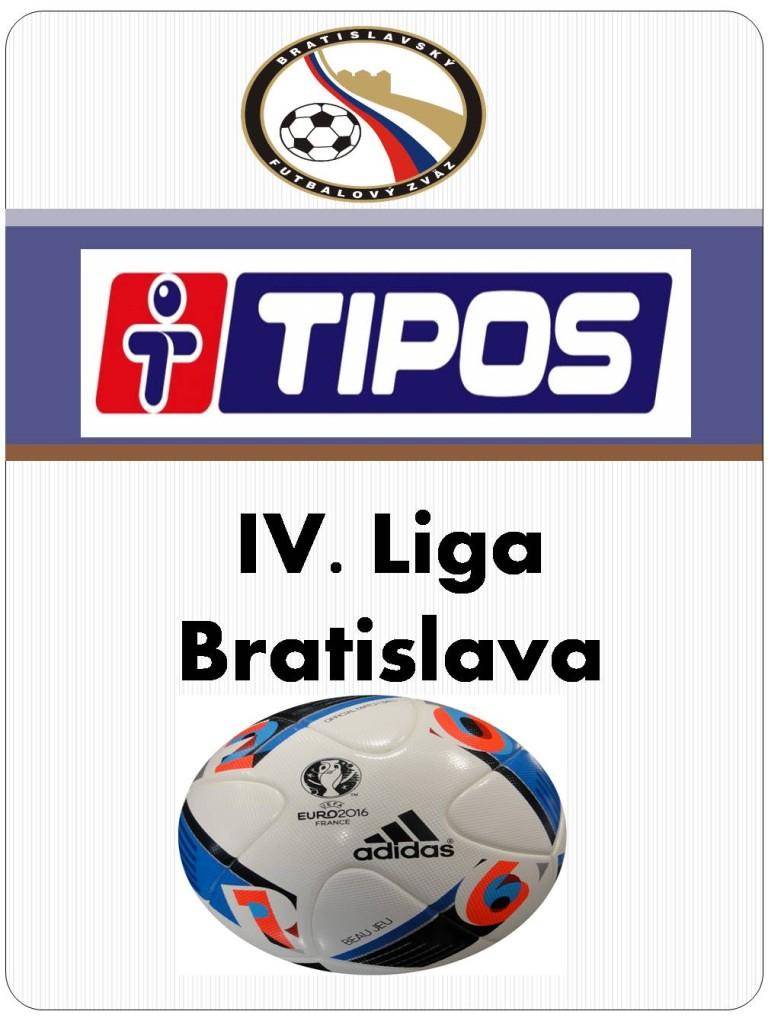 Tipos IV. liga logo