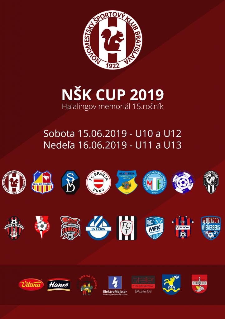Turnaj NMŠK 2019