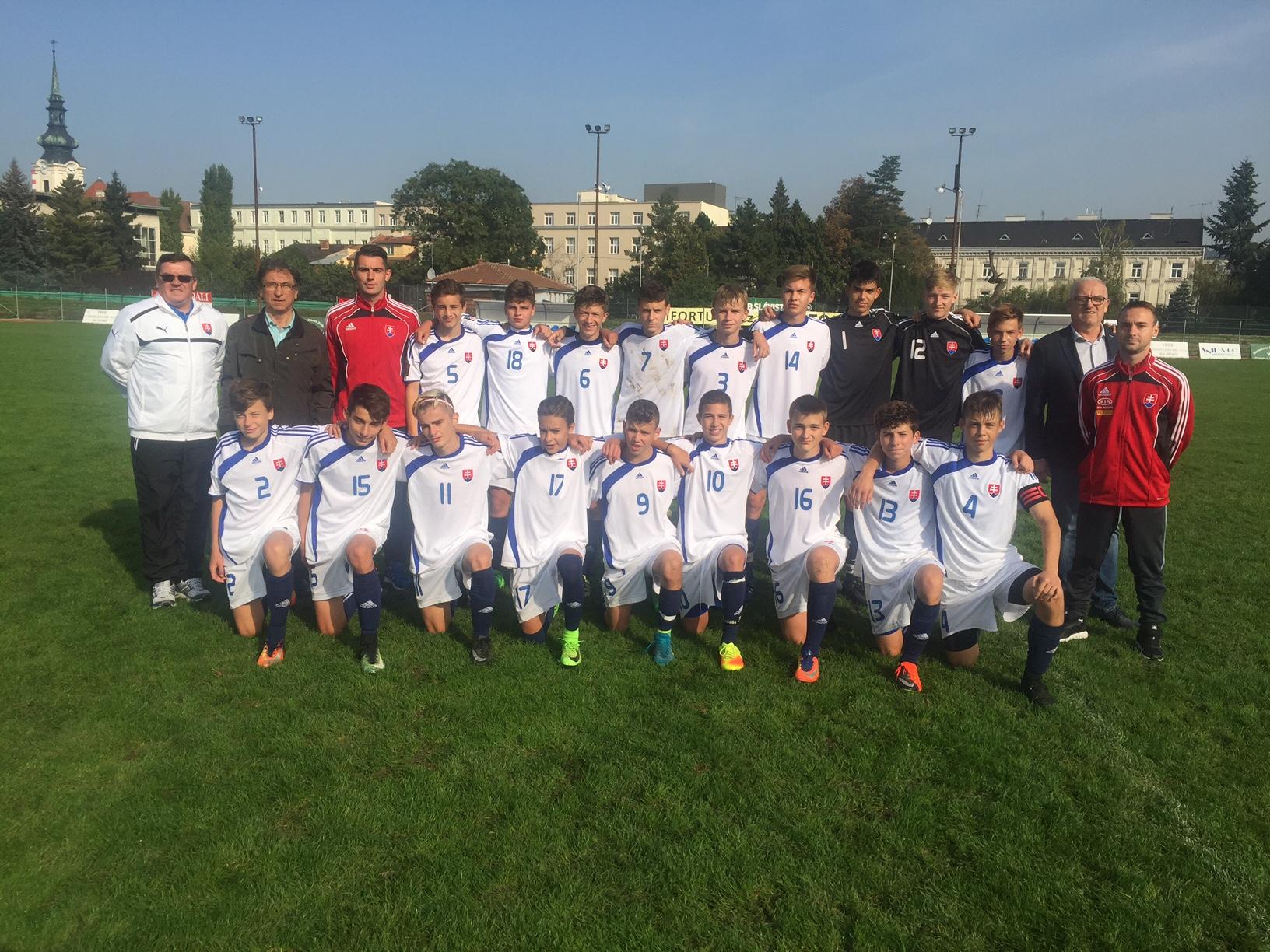 d7b6c4df51 Výber BFZ U15 Moravia Danubia cup 2017 Brno