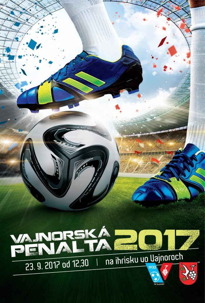 Vajnorská penalta 2017