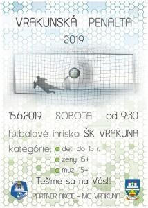 Vrakunská penalta 2019