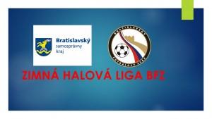 ZIMNÁ HALOVÁ LIGA BFZ logo